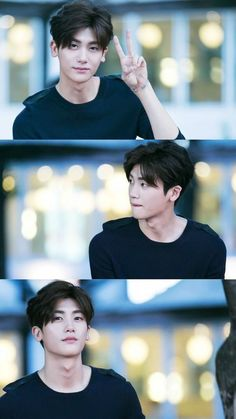 funny, loveable and handsome Park Hyung Sik Ahn Min Hyuk, Joo Hyuk, Strong Girls, Strong Women, Asian Actors, Korean Actors, Two Worlds, K Drama, Oppa Gangnam Style