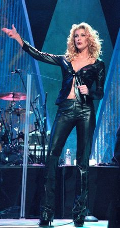 Faith Hill in concert. Find out if she'll be in your town at http://HerCountryMusic.com