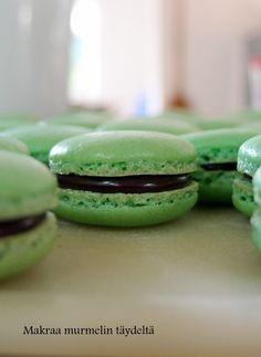 Pätkis <3 macaroons Macarons, Pudding, Baking, Desserts, Food, Bread Making, Tailgate Desserts, Deserts, Patisserie