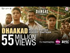 Haanikaarak Bapu - Dangal | Aamir Khan | Pritam |Amitabh B| Sarwar & Sartaz Khan | New Song 2017 - YouTube