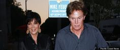 KRIS JENNER, BRUCE JENNER DIVORCE RUMORS CONTINUE AS COUPLE SITS SEPARATELY AT CLIPPERS GAME