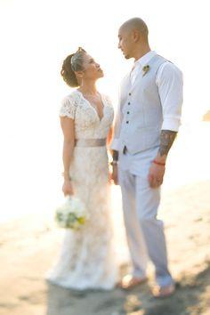 Wedding in Costa Rica    Casa Fantastica, Manuel Antonio, Costa Rica (Style Me Pretty)