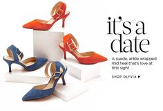 It's A Date. Shop Olyvia