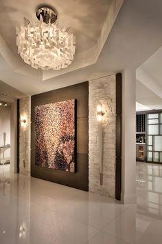 172 Best Foyer Walls Images In 2018 House Design Modern