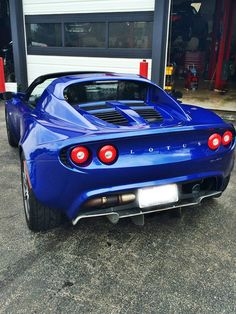 Bring your #Lotus #Elise to #RennologyMotorSport in #Chicago for a #racetrack prep!