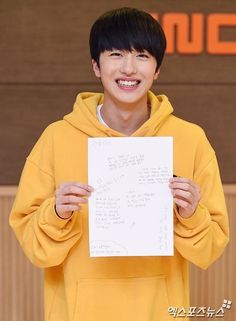 Chani ~ Our maknae's smile is precious Click Your Heart, Kang Chan Hee, Chani Sf9, Sf 9, First Love, My Love, Woo Bin, Fnc Entertainment, Kdrama Actors