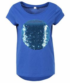 S. Oliver - Damen T-Shirt #blue #fashion #shirt