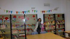 Mª José de la Biblioteca de Tamarit Oliva Loft, Bed, Furniture, Home Decor, Lofts, Stream Bed, Interior Design, Home Interior Design, Beds