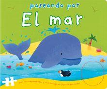 Paseando por el mar (libro puzzle) - Alex Burnett.