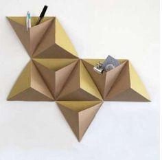 10 decorações de papel que você pode fazer para a sua casa