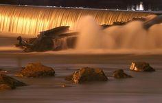 Schoolfield Dam, Dan River, Danville, VA