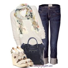 Love it! -. And I have these basic items :)