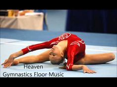 Gymnastic Floor Music, Heaven from the DJ Cammy Remix If anyone has used this for their floor routine and filmed it then feel free to send a video response (. Gymnastics Floor Routine Music, Gymnastics Floor Music, Gym Music, Gymnastics Poses, Amazing Gymnastics, Gymnastics Videos, Gymnastics Coaching, Artistic Gymnastics, Olympic Gymnastics