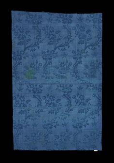 Panel of silk weaving | Museum of Fine Arts, Boston