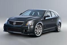 CTS-V wagon 2011