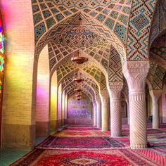Photo Mosque of Colors 6 by Ramin Rahmani Nejad on 500px
