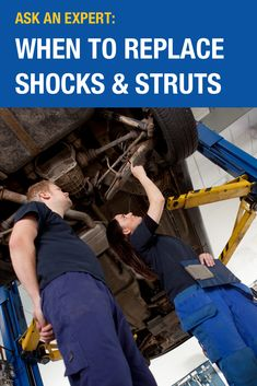 Shocks and struts are critical components of the system because poorly performing ones can result not only in compromised handling but also in excessive wear on other suspension parts.