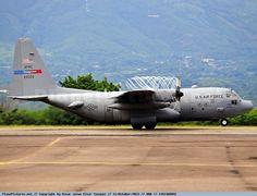 USA - Air Force Lockheed C-130H Hercules 92-3022