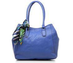 Janelle Tote with Scarf