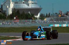 Benetton B194 van Schumacher onder de hamer