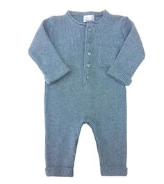 Knitted Overall