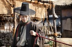 Image result for 전우치 옷 Kang Dong Won, Alternative Fashion, Alternative Style, Korean Actors, Superstar, Cowboy Hats, Poses, Costumes, Kpop