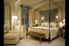 Hickman Design Associates  Bedroom