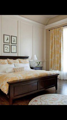 Super cute bedroom theme!!