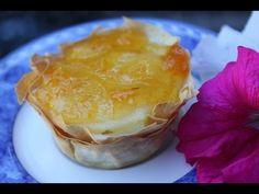 Tartaletas de pasta filo con Manzanas | Azúcar con Amor - YouTube