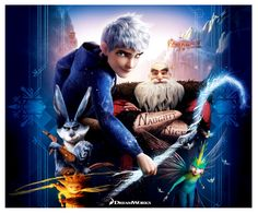 Rise of The Guardians #Animation