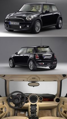 The world's most luxurious and expensive production Mini. MINI 'Inspired by Goodwood'. Trimmed by Rolls Royce. I am lucky enough to own one of these fabulous cars!