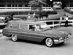 1961 Buick LeSabre Estate Station Wagon