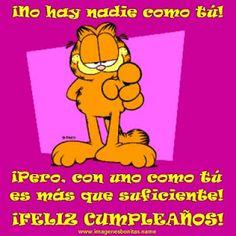 Tarjetas de felicitaciones de Cumpleaños | Tarjetas de Cumpleaños Happy Birthday In Spanish, Happy Birthday Brother, Birthday Wishes For Friend, Mom Birthday, Birthday Quotes, Birthday Cards, Happy B Day, Birthday Pictures, Text Messages