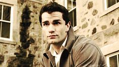 """""""What's it like being a vampire?"""" GIF of the day featuring Salt Lake Comic Con 2014 guest, Sam Witwer! #utah"""