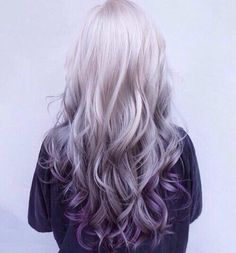 hair, purple, and hairstyle image                                                                                                                                                                                 More