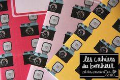Les cahiers du bonheur  http://zeldawasawriter.alittlemarket.com