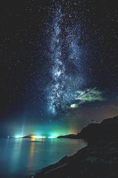 wearevanity:The Galaxy // By panagiotis laoudikos // WeAreVanity
