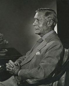 H.R.H The Duke of Windsor 1971
