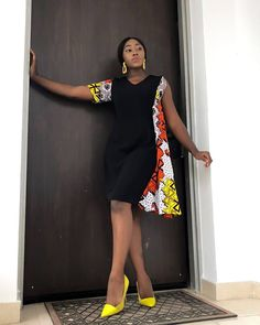 50 African Dress Designs and Patterns : Beautiful Creative Fashion Styles African Dress Designs and Patterns. Hi ladies. This is another set of beautiful African dresses styles you need to rock. Short African Dresses, Ankara Short Gown Styles, African Print Dresses, Short Gowns, African Dress Patterns, Latest Ankara Short Gown, African Fashion Ankara, Latest African Fashion Dresses, African Print Fashion