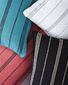 Peruvian Stripe Pillow CoverPeruvian Stripe Pillow Cover