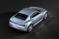 Audi R5 history, photos on Better Parts LTD
