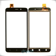 High Quality Phone Touch Screen Digitizer For Fly FS509 Nimbus 9 Touch Panel Front Glass Lens Touchscreen Sensor Free shipping
