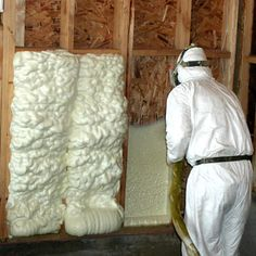 Spray Foam Insulation is an excellent means to air seal and insulate a building. Spray Foam Insulation must be installed correctly for optimal health safety Cellulose Insulation, Home Insulation, Spray Foam Insulation, Thermal Insulation, Cameron Homes, Attic Renovation, Attic Remodel, Polyurethane Foam, Cotton Candy