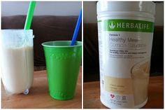 Herbalife Cake Batter Shake Recipe