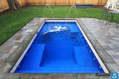 1000 Images About Fiberglass Pool Manufacturer On Pinterest Pool Houses Models And Pools