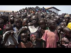 """Children in South Sudan face many challenges to attend school. But with the help of its partners, the South Sudanese government has launched the """"Back to sch..."""
