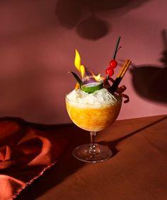 Tiki Night Cocktail Recipes