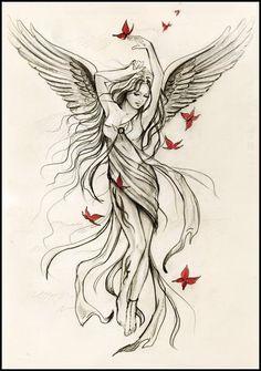 Angel TattoosTattoo Themes Idea   Tattoo Themes Idea