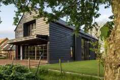 This Stunning Barn Renovation Blends Historic Preservation with Sustainable Design