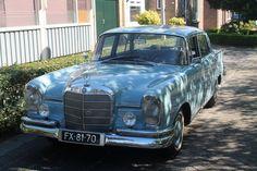 Mercedes Benz 220SE  09-1961